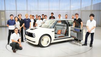 Elektroautos: Honda will seinen E-Kleinwagen 2019 in Europa verkaufen