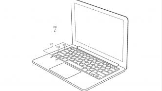 Apple meldet wasserdichte Notebook-Tastatur zum Patent an