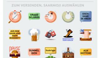 """Saarmojis"": Das Saarland hat nun eigene Emojis"