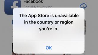 App Store sperrte iranische iPhone-Nutzer aus