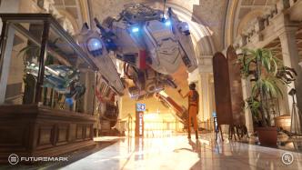 Futuremark: Raytracing-Erweiterung für 3DMark kommt, Video erster Technikdemo