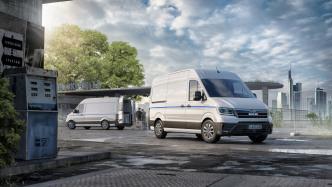 Elektroautos: MAN will E-Transporter eTGE ab Juli in Serie bauen