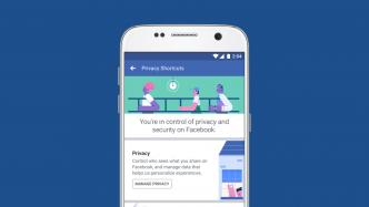 Facebook überarbeitet seine Privatsphäre-Tools