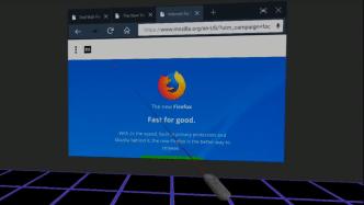 Firefox Reality: Neuer Browser für VR und AR