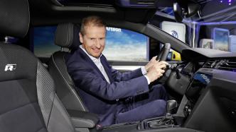 Neuer Volkswagen-Chef Herbert Diess setzt auf Elektromobilität und Digitalisierung