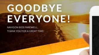 Navigon-Apps verschwinden vom Markt
