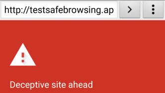 Android: Google Safe Browsing schützt nun auch WebView in Apps