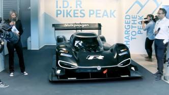 Elektro-Sportwagen: Volkswagens I.D. R Pikes Peak kommt mit 500 kW