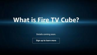 Fire TV Cube: Kombi aus Fire TV und Echo in Aussicht