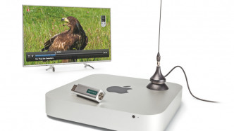 DVB-T2 HD am Mac