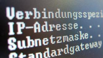 IP-Adresse unter Mac OS X ermitteln