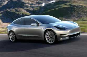 """Manufakturcharakter"" mal anders: Im Tesla Model 3 soll zu viel Handarbeit stecken."