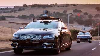 Aurora autonomes Auto