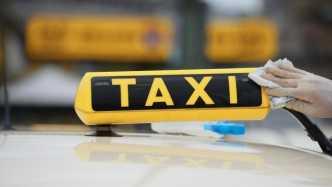 Taxi-Dachzeichen