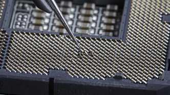 c't-Labs: CPU-Fassung auf Mainboards reparieren