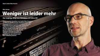 nachgehakt: Der holprige Weg zum Ultra-HD-Heimkino