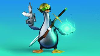 Spielen mit Linux