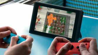 Nintendos neue Spielkonsole Switch im Test