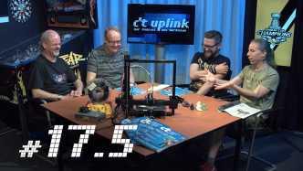 c't uplink 17.5: Drucker mit Tintentanks, EU-Roaming-Freiheit, 3D Drucker unter 200 Euro