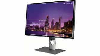 Dell UP3218K: Platz schaffen mit 33 Millionen Pixeln