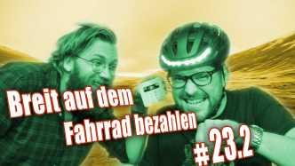 c't uplink 23.2: Mobile Payment, ultrabreite Arbeitsmonitore und Fahrrad-Gadgets