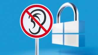 Die Privatsphäre in Windows 10 schützen