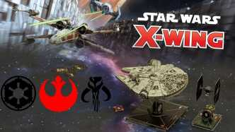 c't zockt Spiele-Review - Star Wars X-Wing Miniaturenspiel 2.0 Edition