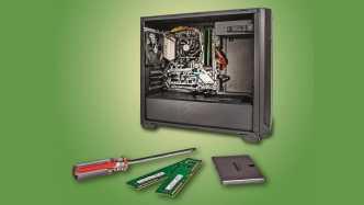 Bauvorschlag: Preiswerte Office-PC mit Athlon 200GE