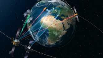 Satellitenprojekt EDRS: Europäische Datenautobahn im All