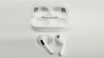 AirPods Pro mit Geräuschunterdrückung im Test