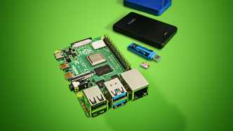 Der Raspberry Pi 4 als NAS-Basis