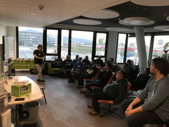 Go-Meetup in Freiburg