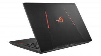 Asus Strix GL553VD und GL753VD: Gaming-Notebooks mit GTX 1050