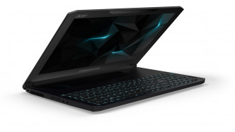 Acer Predator Triton: Gaming-Notebook