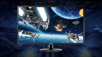 Asus VP28UQG: 4K-Gaming-Display mit FreeSync und 10 Bit