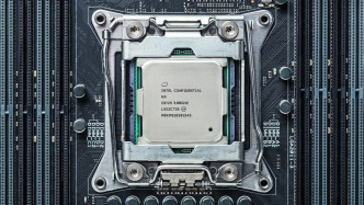 Intel Core i7-6900 alias Broadwell-E auf X99-Mainboard