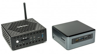 Mini-PCs mit Intel Apollo Lake (Celeron N3450/Celeron J3455)