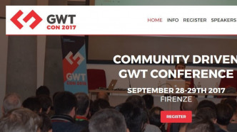 GWTCon 2017 in Florenz