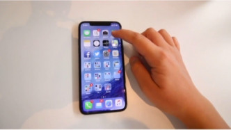 Tochter von Apple-Ingenieur postet iPhone-X-Video