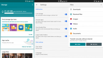 Google Files Go: Dateimanager von Google für Android