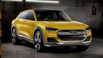 Audi, alternative Antriebe