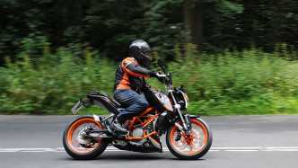 KTM 390 Duke Langstreckentest