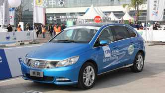Elektroautos: Riesen-Zuwachs in China