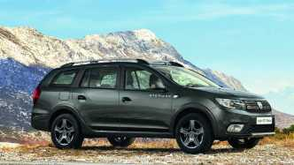 Dacia Logan MCV Stepway Celebration