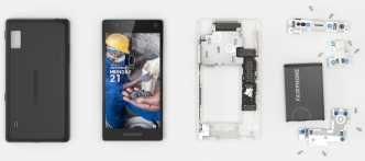Fairphone 2, the modular Android-Smartphone