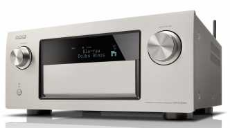 AV-Receiver mit Upgrade-Option auf Kopierschutz HDCP 2.2