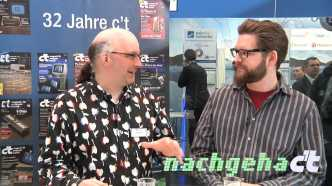 c't nachgehakt CeBIT-Special 3: Security