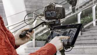 Manfrotto: iPad steuert DSLR