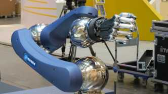 Hannover Messe 2015: Roboter in Aktion