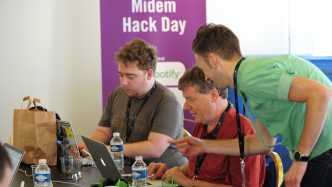 Midem Hack Day: